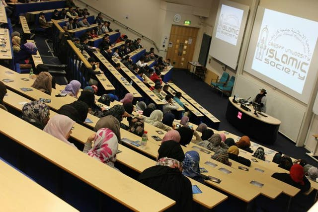 Islam awareness week at Cardiff ISoc