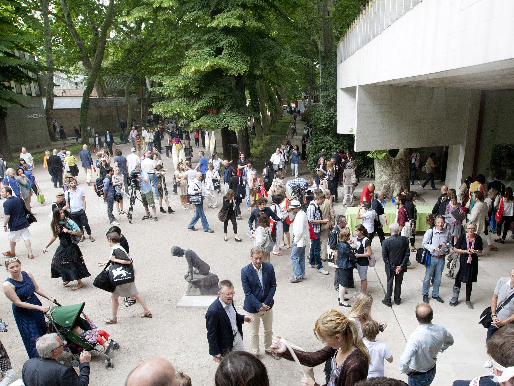 The Venice Biennale preview: Let the art games commence | The