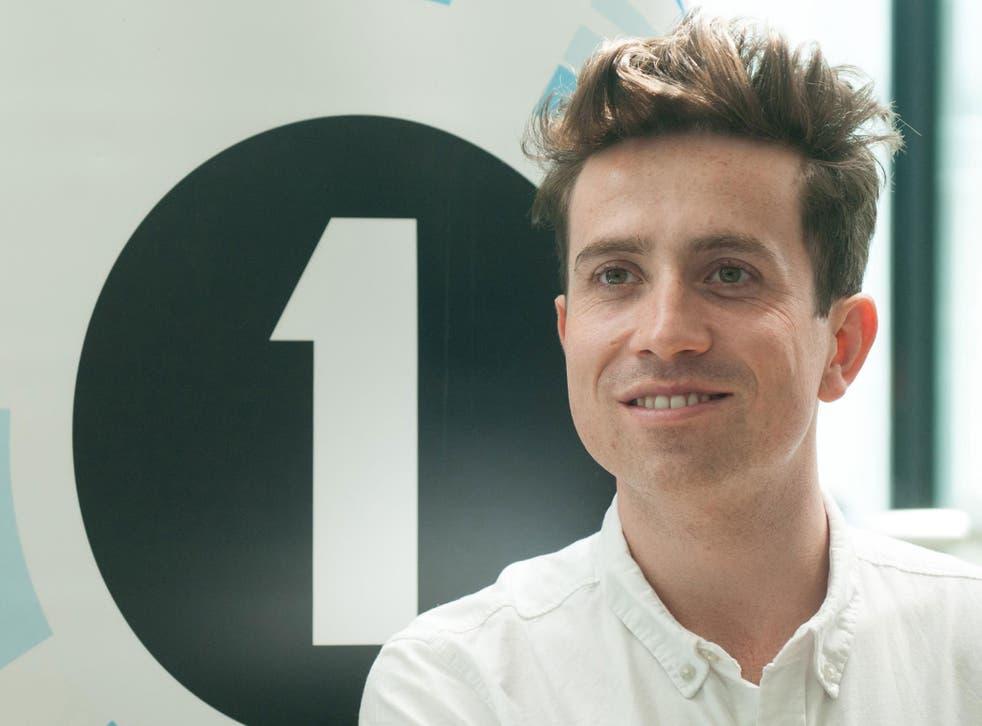 Breakfast Show's Nick Grimshaw