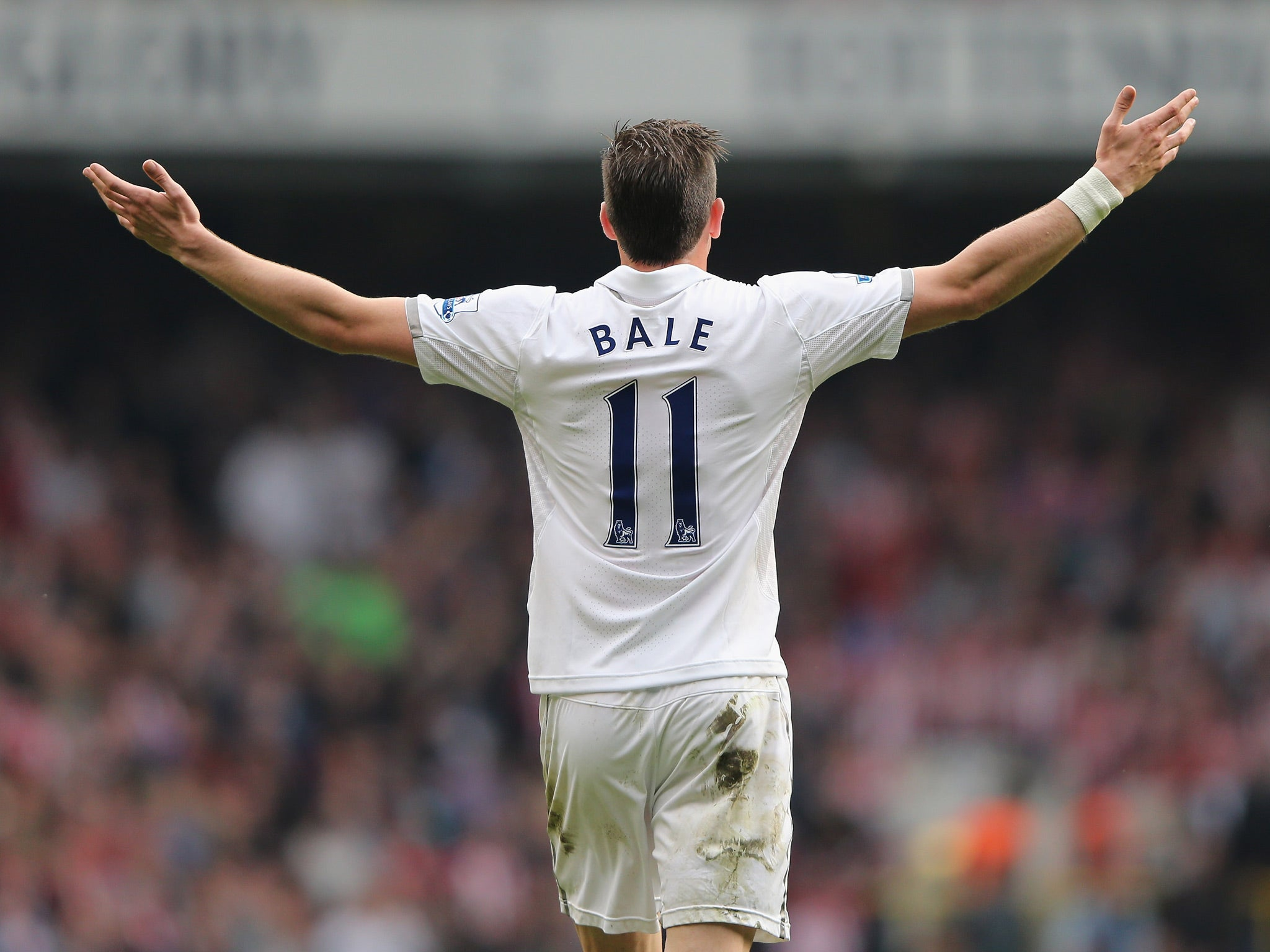 Former Spurs Manager Glenn Hoddle Urges Gareth Bale To Stay In England The Independent The Independent