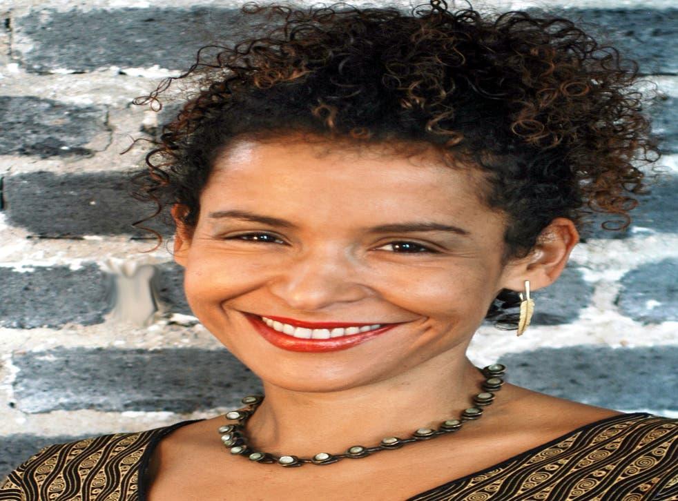 Looking forward: journalist Mariane Pearl