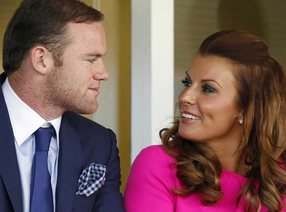 Manchester United star Wayne Rooney and his wife Coleen have had a second son