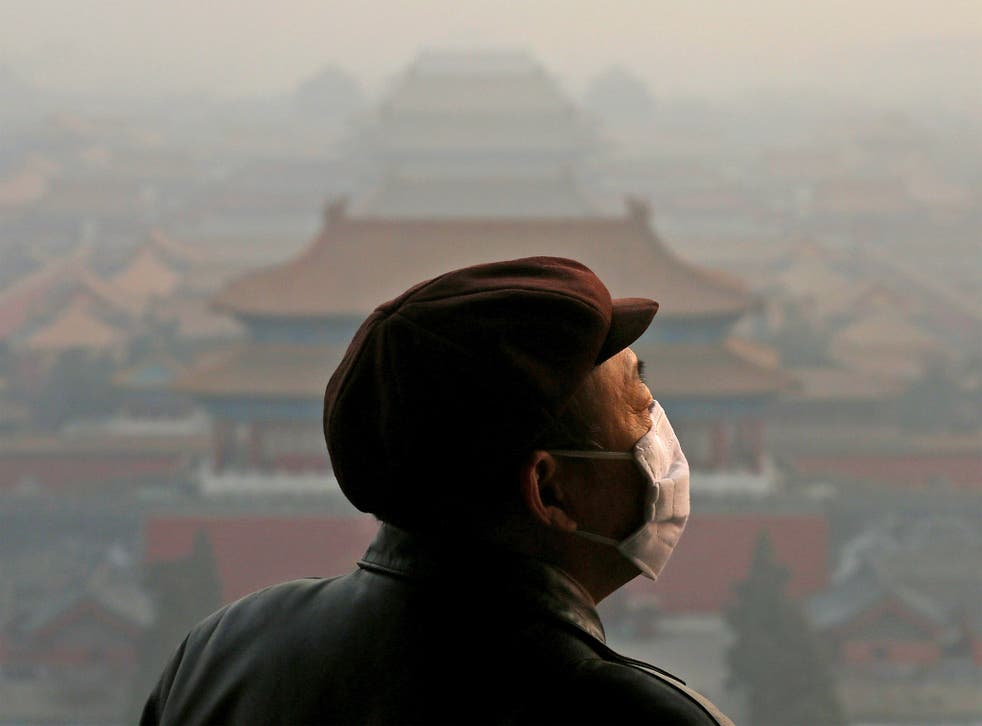 China is the world's biggest producer of carbon dioxide