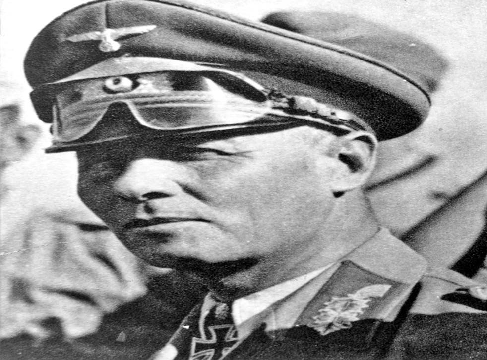 Field Marshal Rommel was a potential target until MI6 and the Government thought better of it