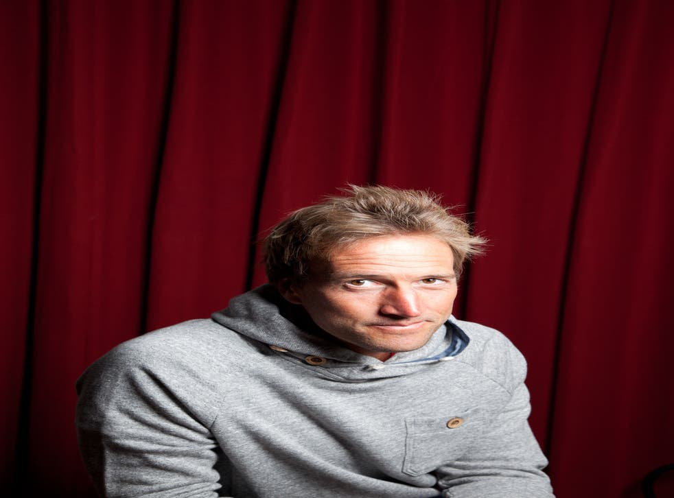 Fogle says: 'I fear facial disfigurement I wouldn't consider myself vain but we live in an aesthetically wired society.'
