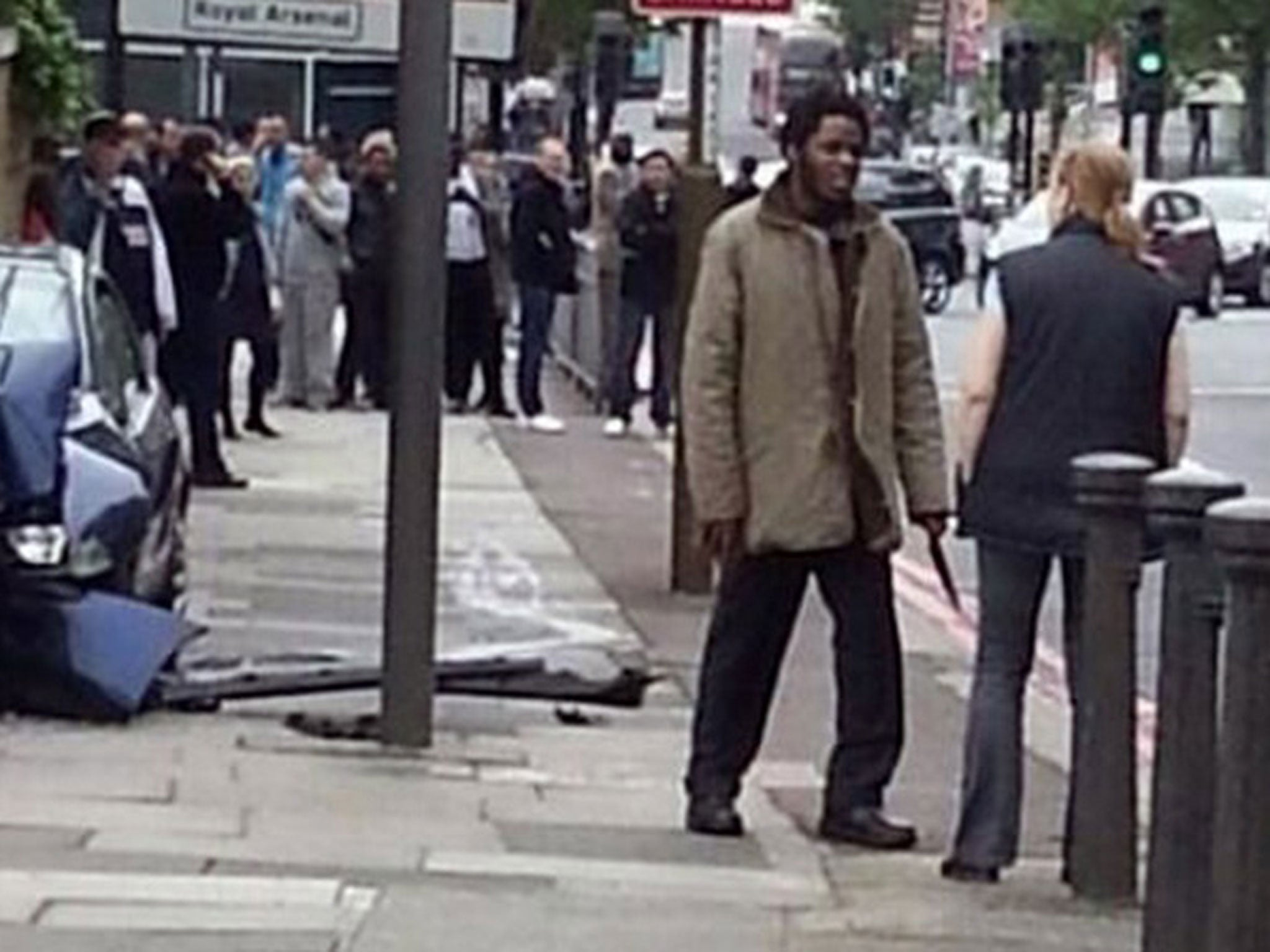 Ingrid Loyau-Kennett, the mother-of-two hailed as a hero for confronting  Woolwich attackers, thought: 'better me than a child' | The Independent |  The Independent