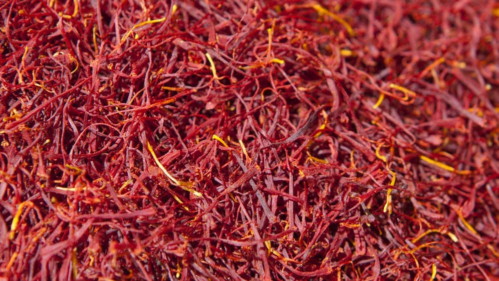 We're just mad about saffron   The Independent
