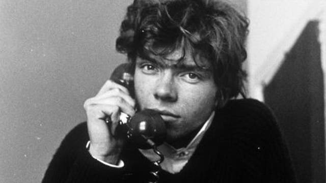 Richard Branson in 1968