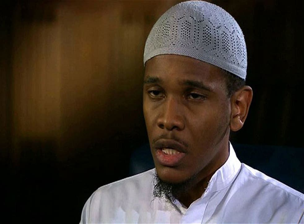 Abu Nusaybah said his friend, a suspect, was approached by MI5