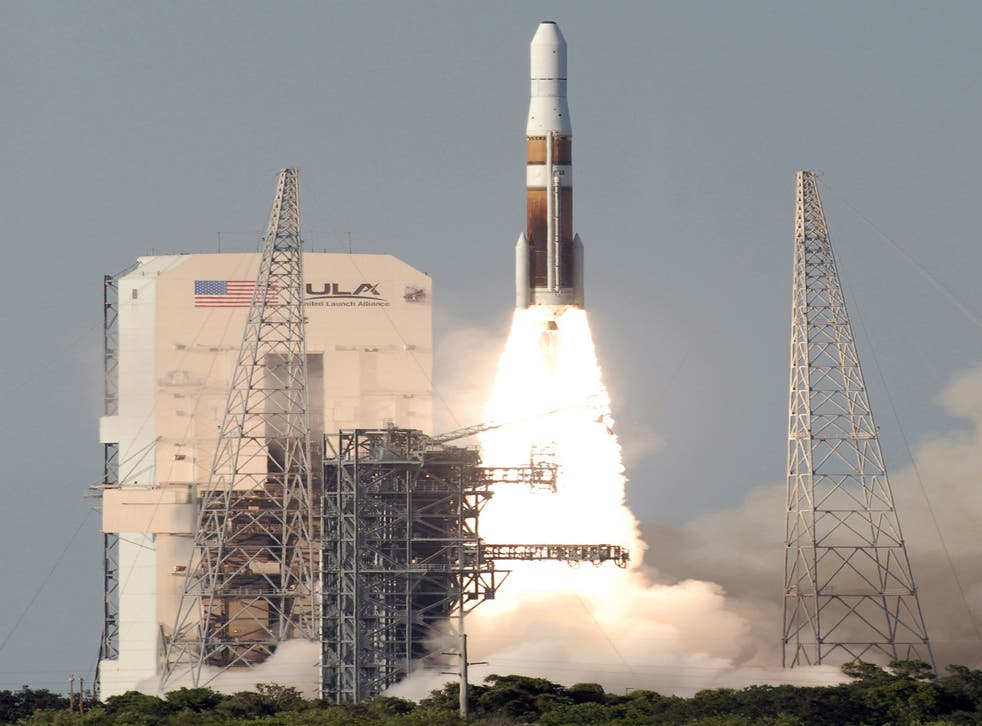 The failed satellite, launched by Nasa in 2006, was designed to last 10 years