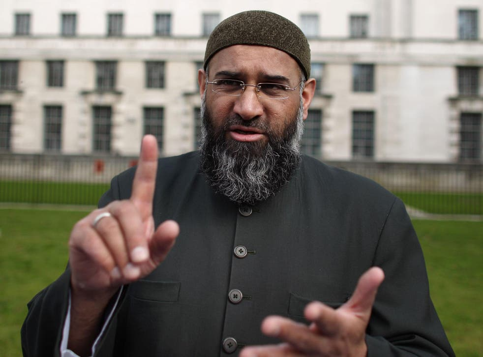 Anjem Choudary says he knew the suspect Michael Adebolajo