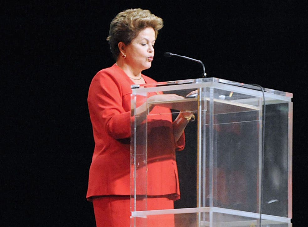 President Dilma Rousseff is set to announce a new development agency that will offer assistance to African countries