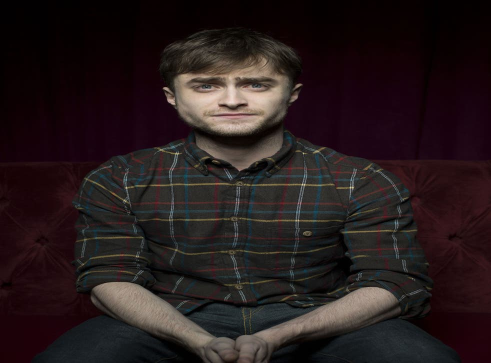 Daniel Radcliffe has revealed there is something missing in his life