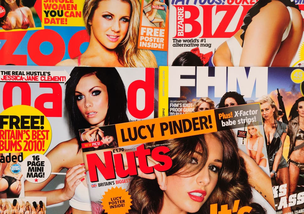 Lawyers Warned The Magazines Create A Degrading Environment