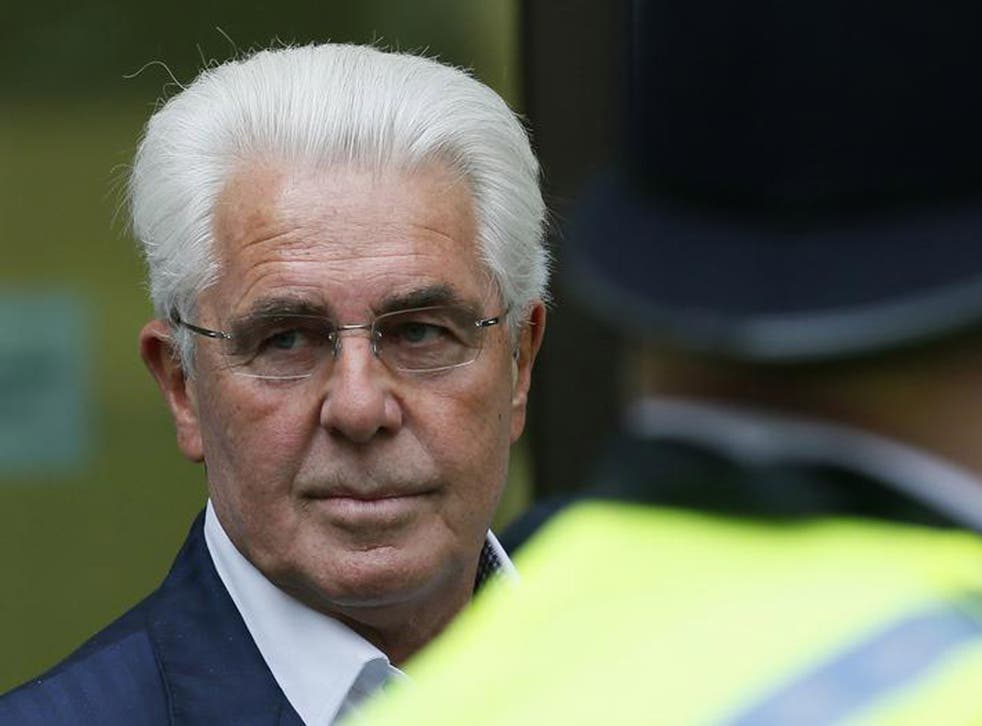 Publicist Max Clifford has denied sexually assaulting six girls aged between 15 and 19