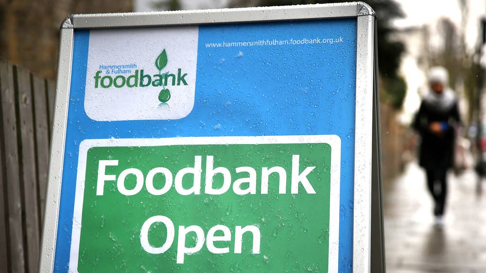 Image result for food bank uk