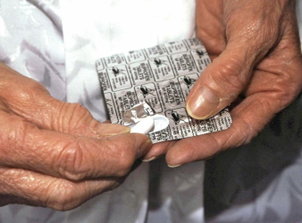 Ibuprofen is used by hundreds of thousands of arthritis sufferers in the UK