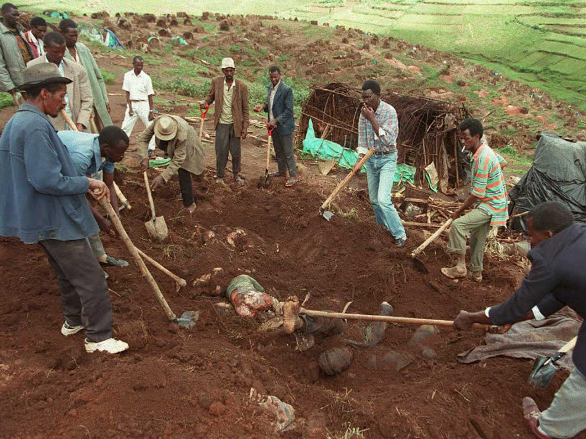 Five Rwandans arrested by Met police over 1994 genocide ...