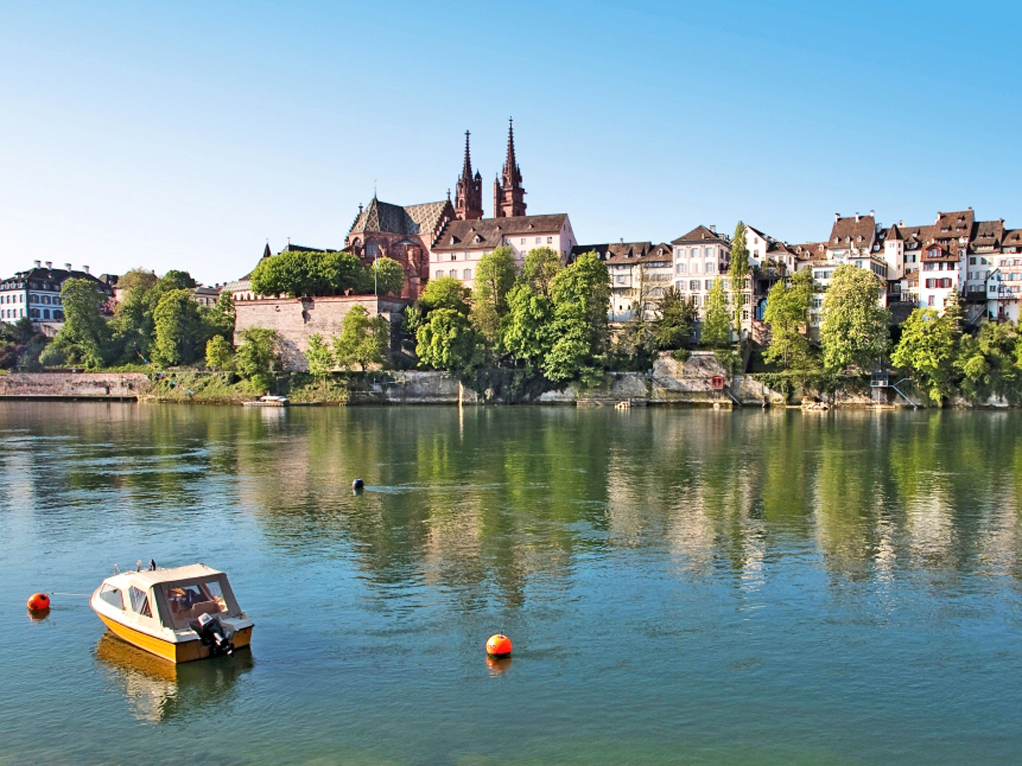 48 Hours In: Basel | The Independent