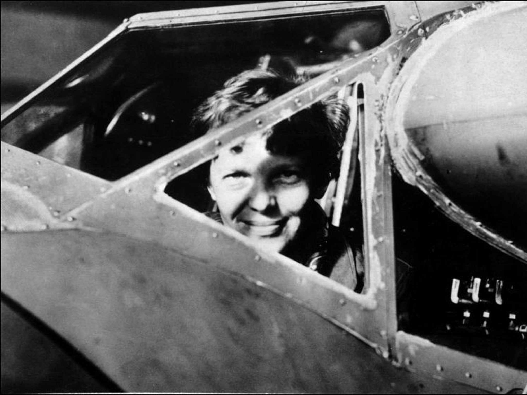 Amelia Earhart  New footage may shed light on fate of aviation ... a0d50ef1654a