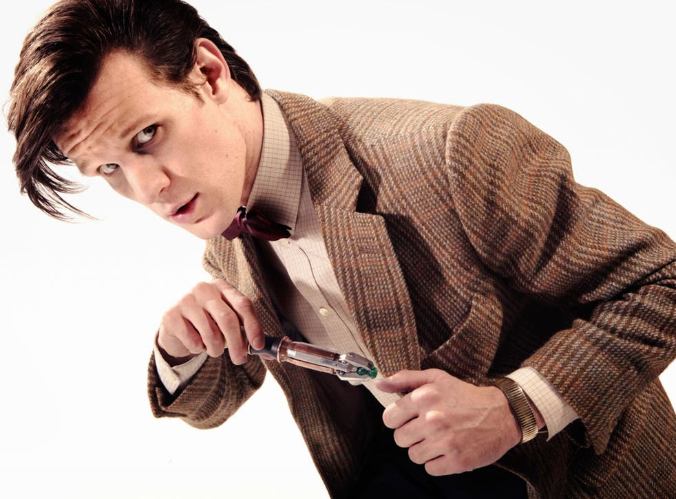 Matt Smith has decided to stand down as Doctor Who