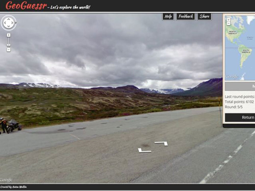Where In The World Am I The Addictive Mapping Game That Is Geoguessr