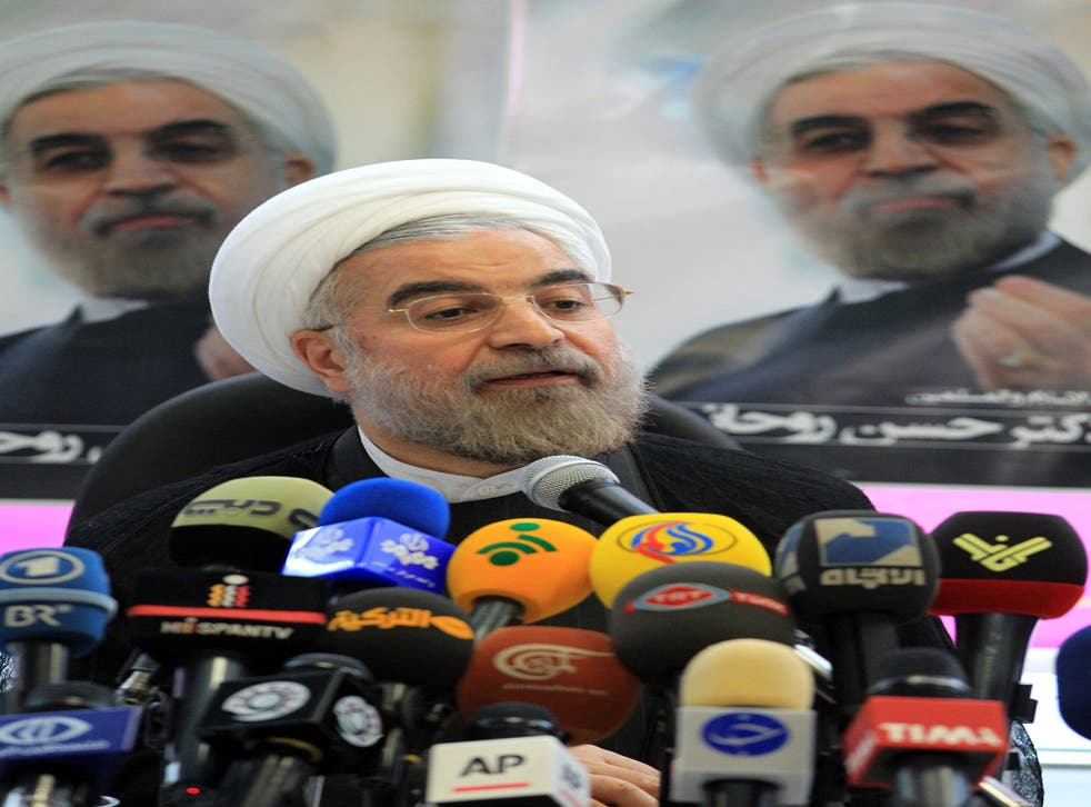 Hassan Rohani is the most reform-minded candidate
