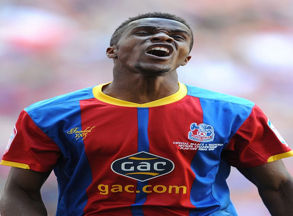 Wilfried Zaha is expected to overcome an ankle injury