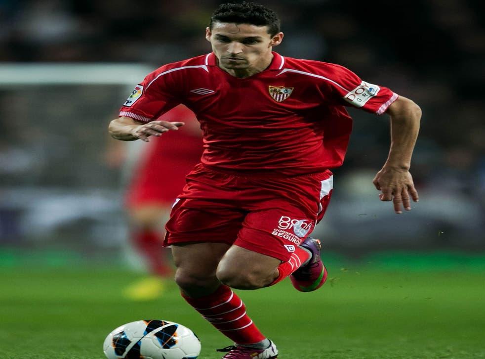 Sevilla winger may follow Isco to join Manuel Pellegrini at the Etihad Stadium