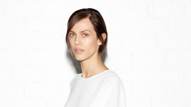 Model wears: top £29.99, trousers £25.99, both Zara, <a>zara.com</a>