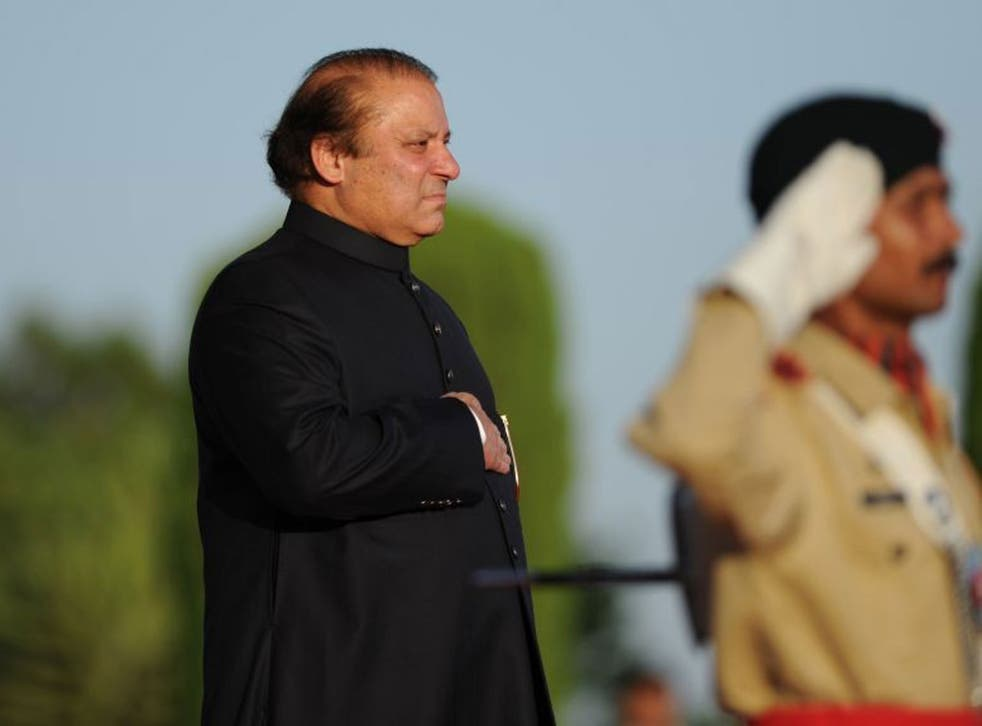 Pakistani Prime Minister Nawaz Sharif has said the death of Major General Sanaullah Khan will not affect the army's ongoing fight against the Taliban