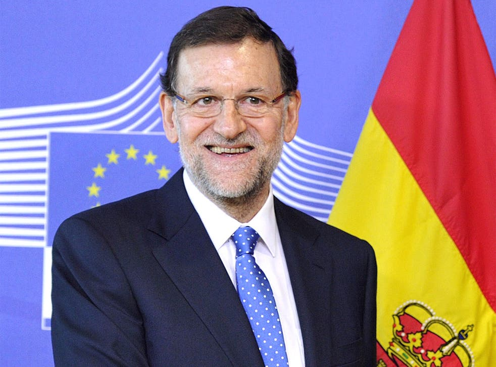Mariano Rajoy, Spainish Prime Minister
