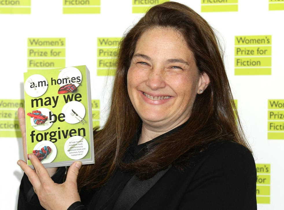 Homes picked up the Women's Prize for 'May We Be Forgiven'