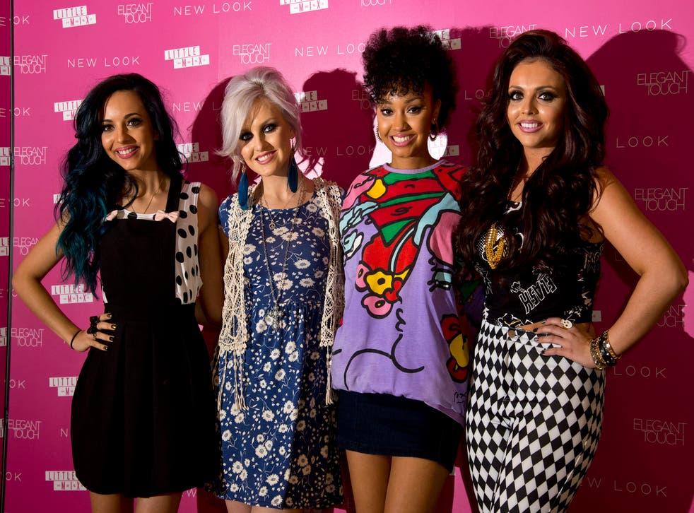 X Factor-winning girl band Little Mix