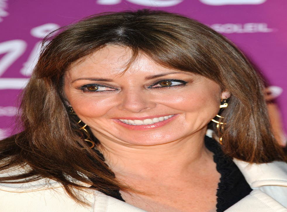 Carol Vorderman is planning to follow in the flight path of Amelia Earhart.