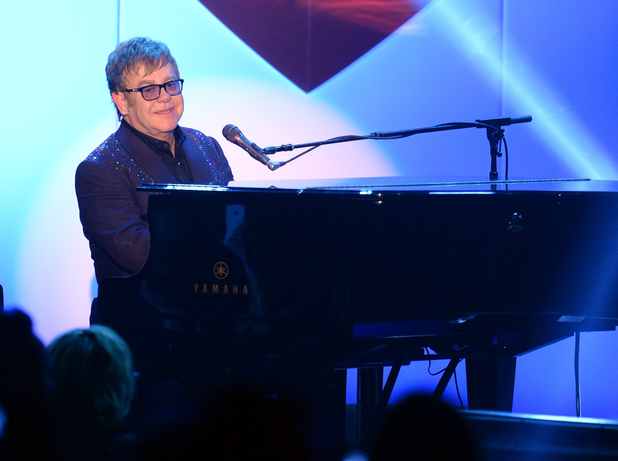 Sir Elton John Says He's 'lucky To Be Alive' After Appendicitis Health  Scare  The Independent