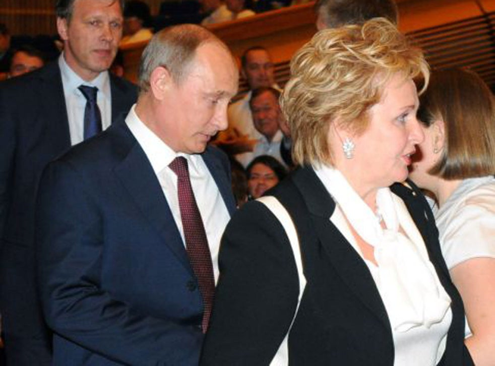 Putin S Marriage Is Finished But The Rumours Are Far From Over The Independent The Independent