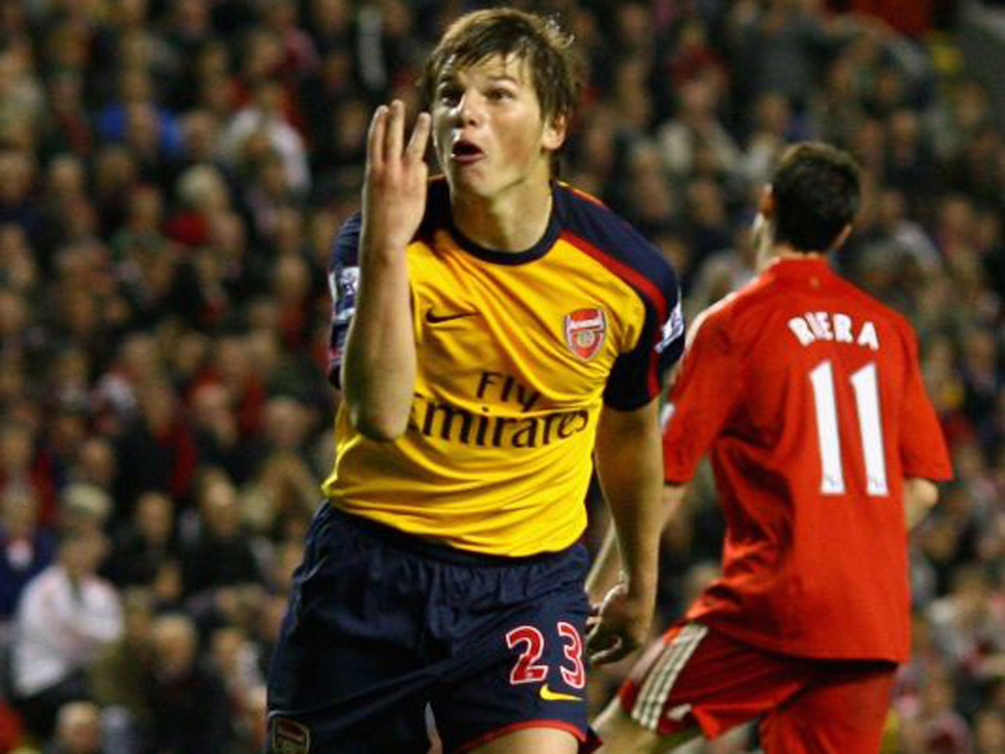 The Last Word Is The Wasting Of Andrei Arshavins Talent