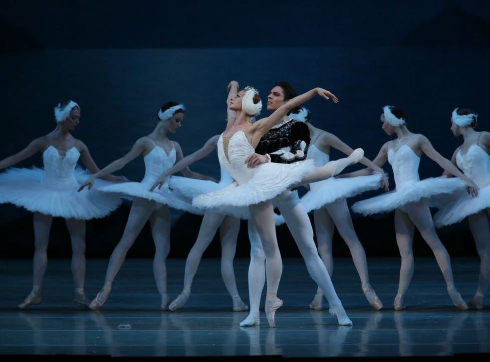 Action! The Mariinsky's Swan Lake, beamed live to 900 cinemas worldwide