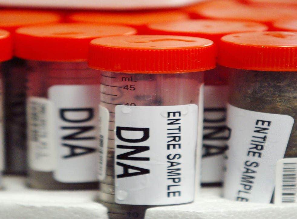 Police and intelligence services have been sending terror suspects' DNA to counterparts around the world with no official scrutiny over their actions, a government watchdog has warned