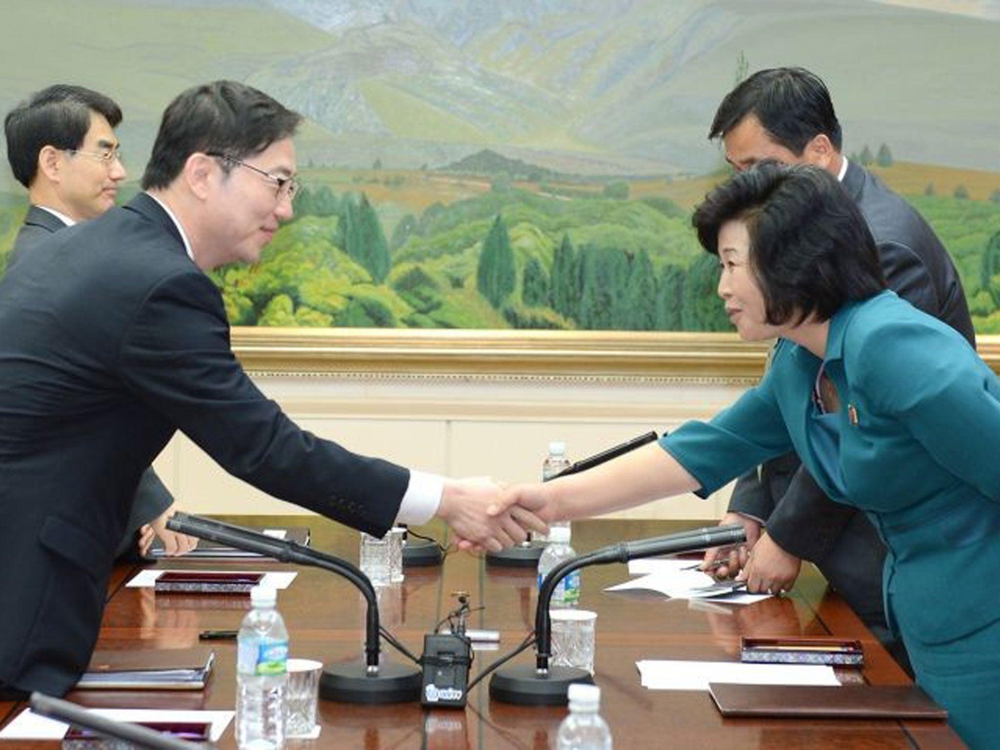 Знакомство с кореей