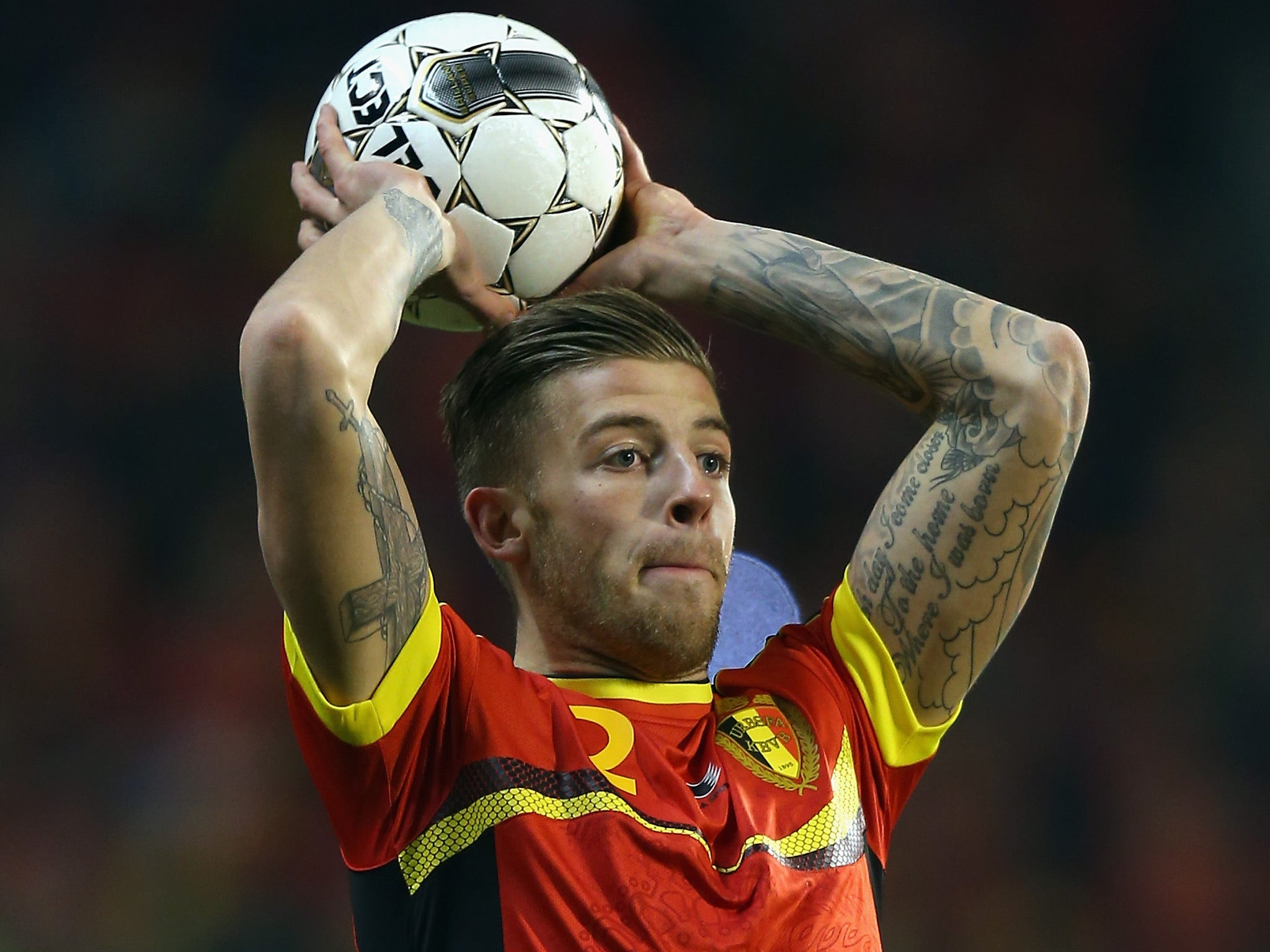 Liverpool and Tottenham tar Toby Alderweireld keen on switch