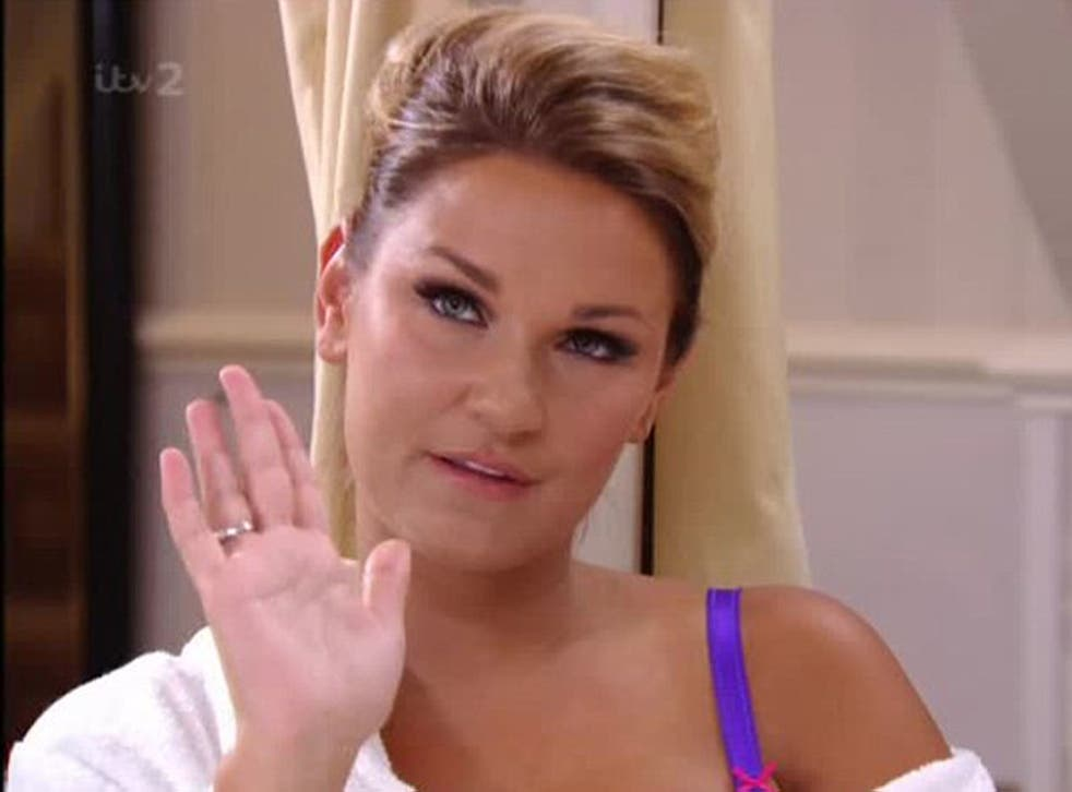 Sam Faiers has been criticised by domestic abuse charity ManKind for suggesting 'everyone slaps their boyfriend when they deserve it'