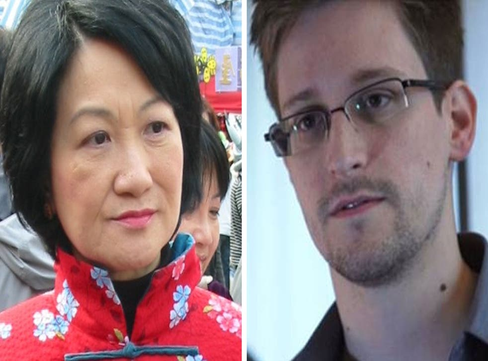 Regina Ip has suggested NSA whistleblower Edward Snowden should leave Hong Kong