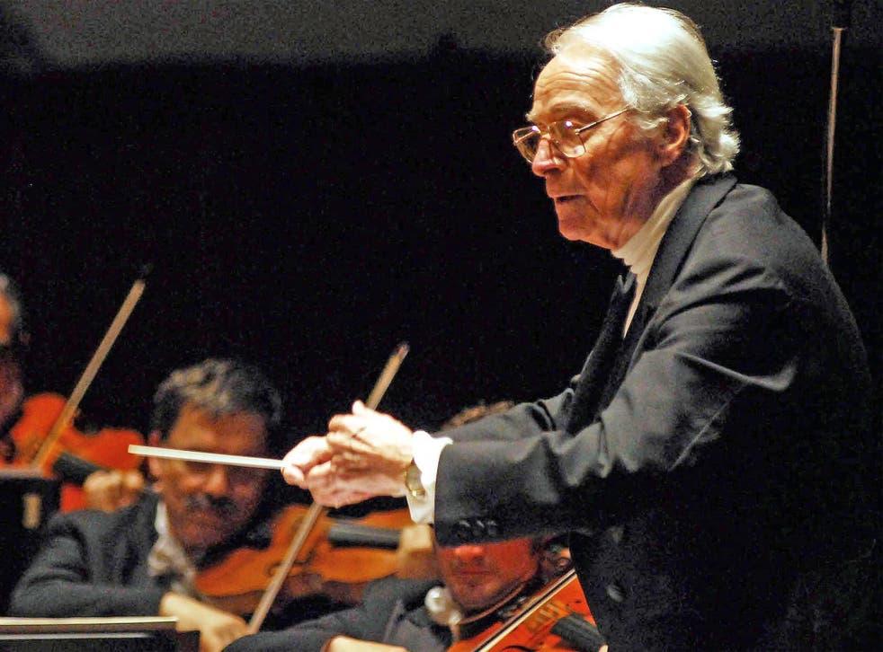Extraordinary legacy: Bruno Bartoletti