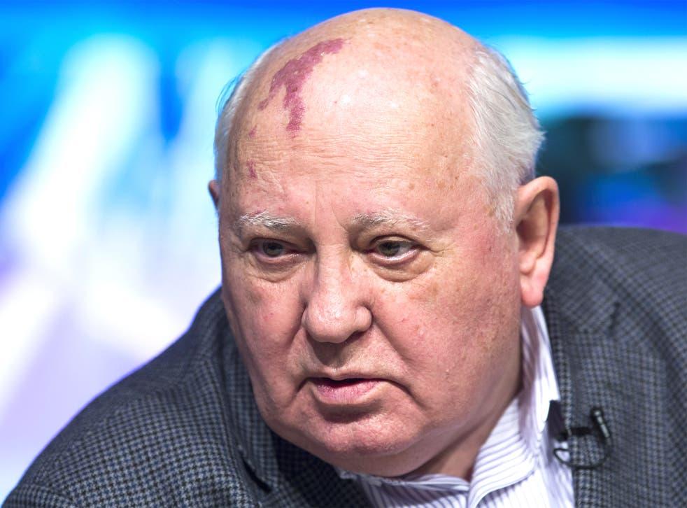 Mikhail Gorbachev, the last President of the Soviet Union