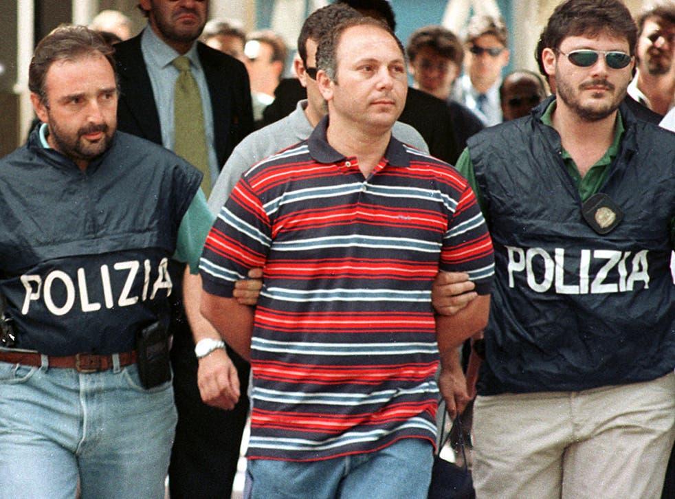 Gaspare Spatuzza, one of Cosa Nostra's most notorious killers