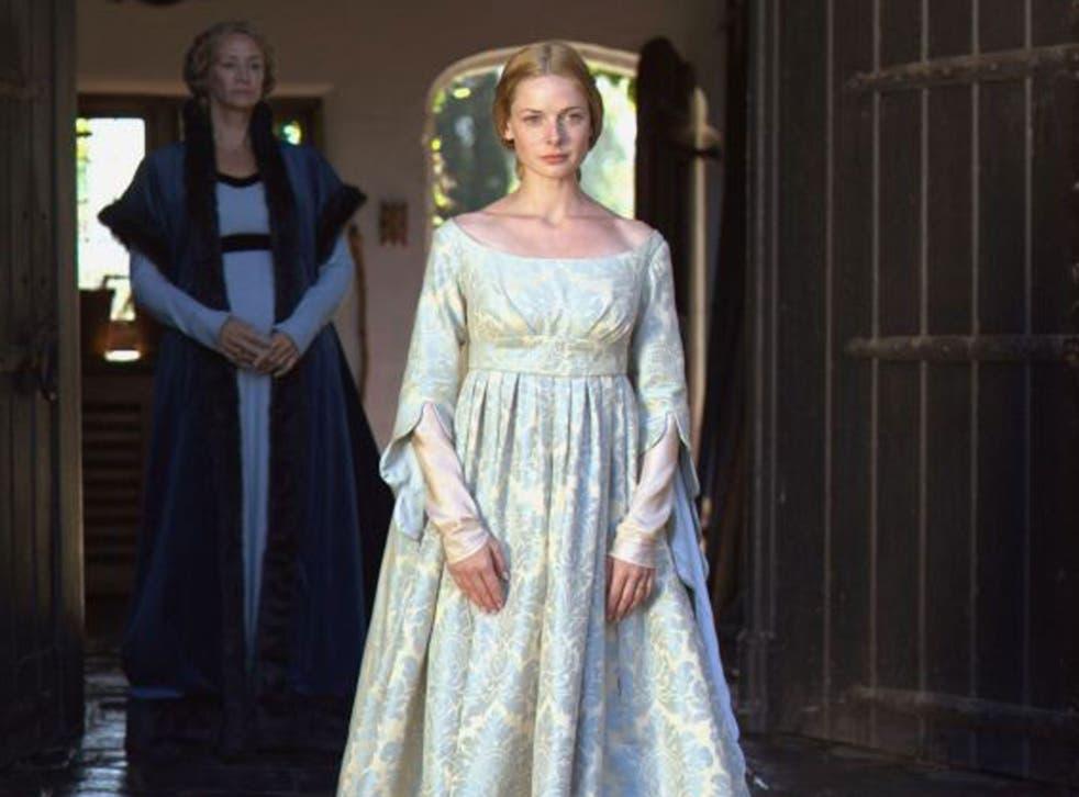 Swedish actress Rebecca Ferguson as the White Queen