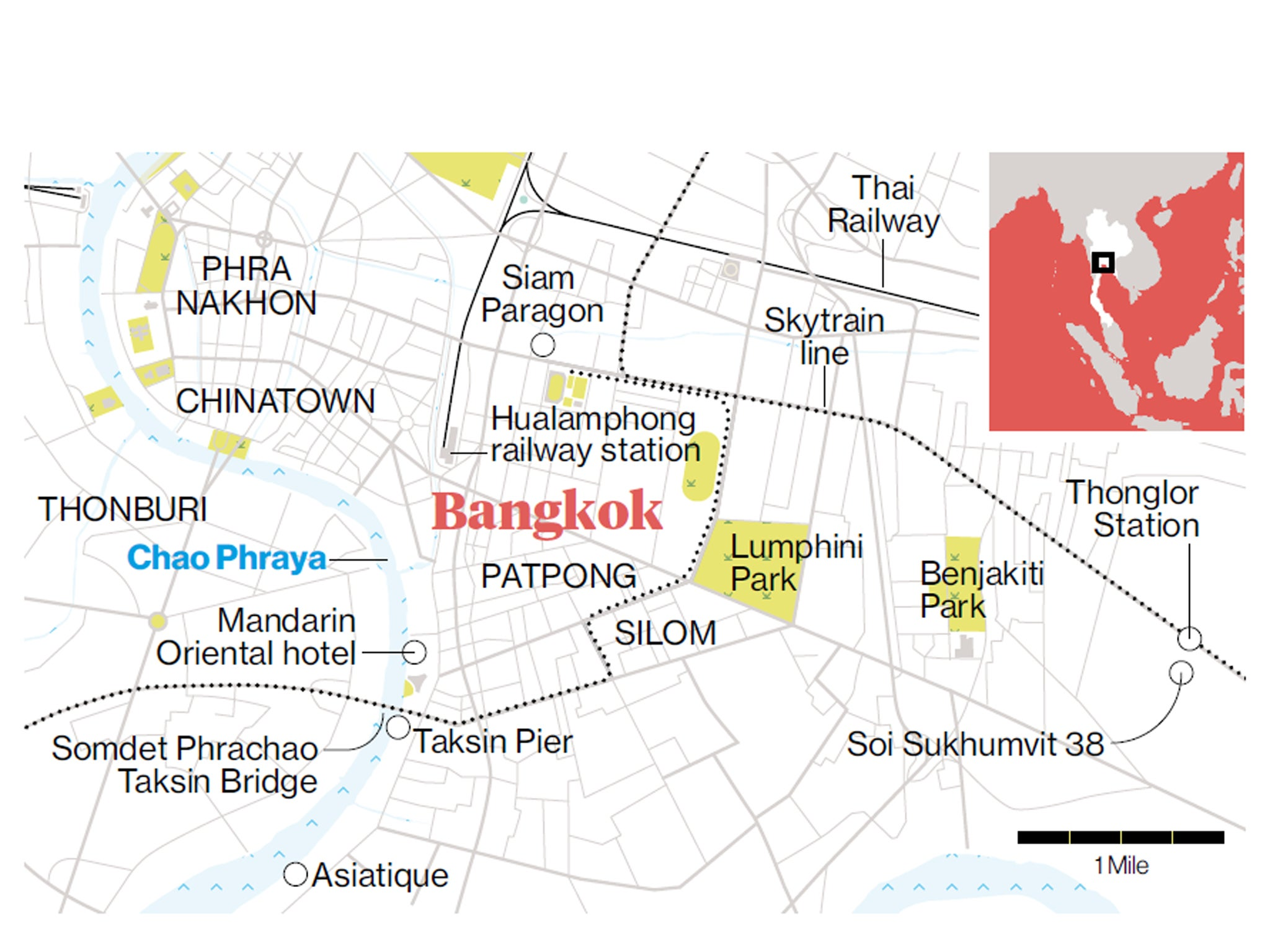 Open all hours in Bangkok | The Independent