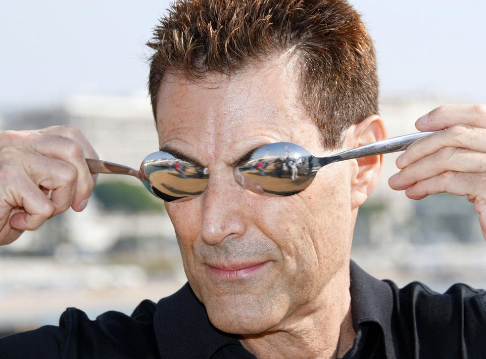 Mind-bending? Uri Geller has been exposed as a CIA and Mossad 'psychic spy' in new documentary